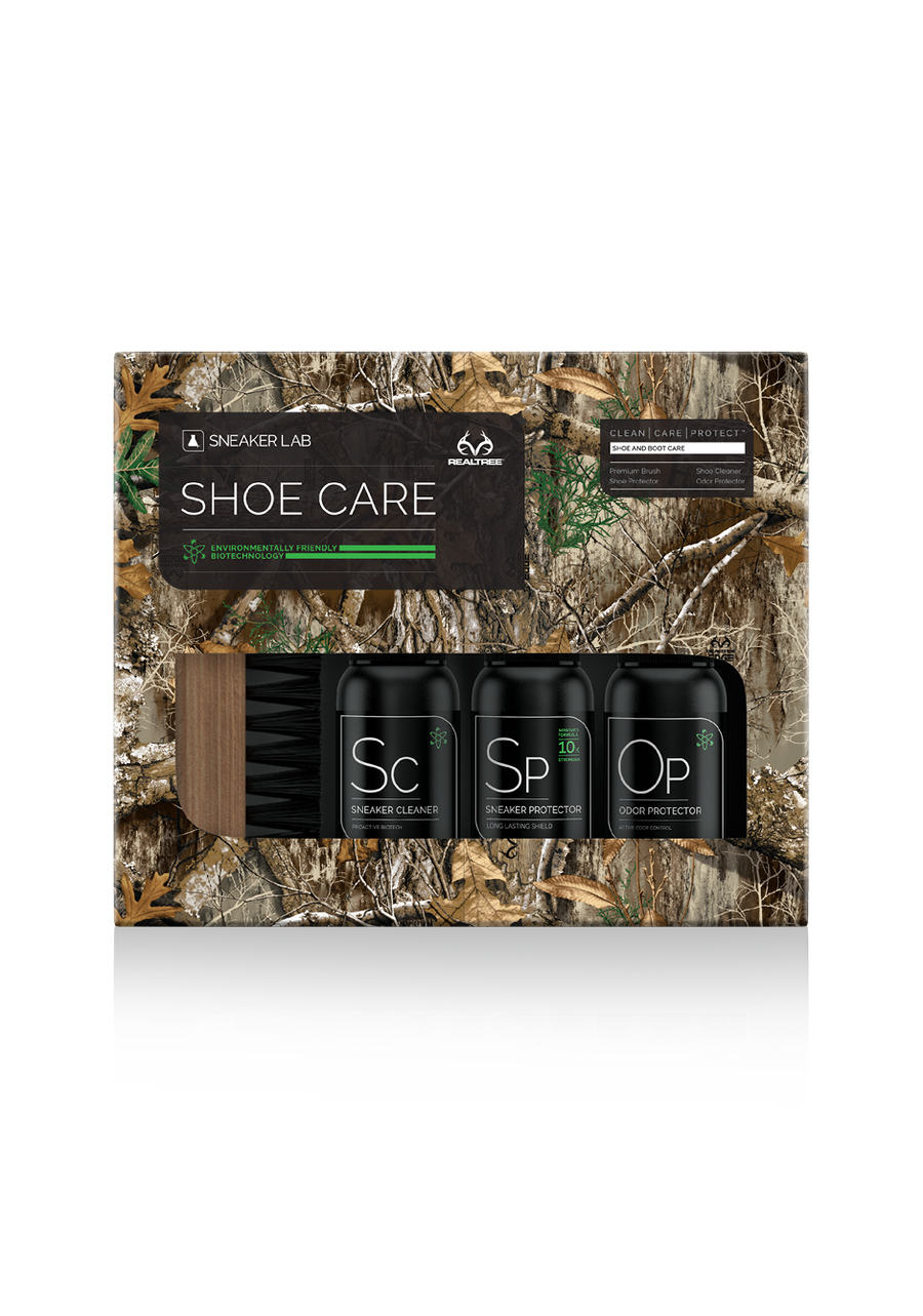 Sneaker LAB Realtree Shoe Care Kit