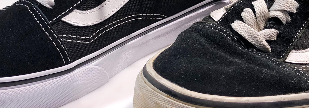 How to Clean Your Vans I Sneaker LAB – Sneaker LAB SA Store 38e2b6804a2e8