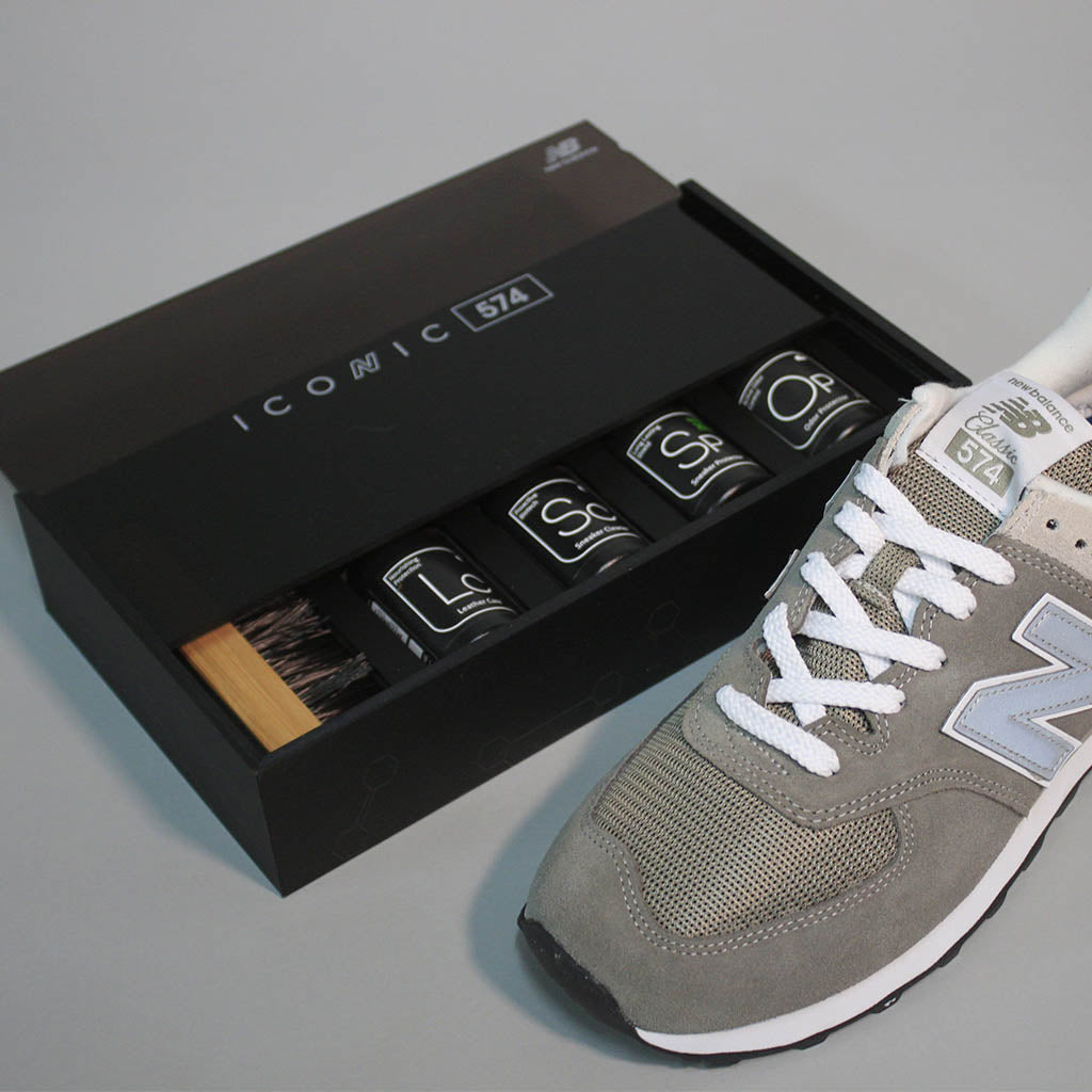 New Balance Grey Day 01