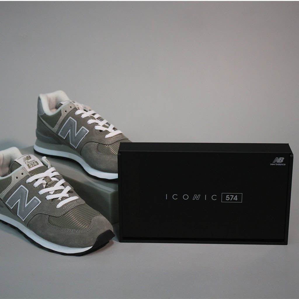New Balance Grey Day 02