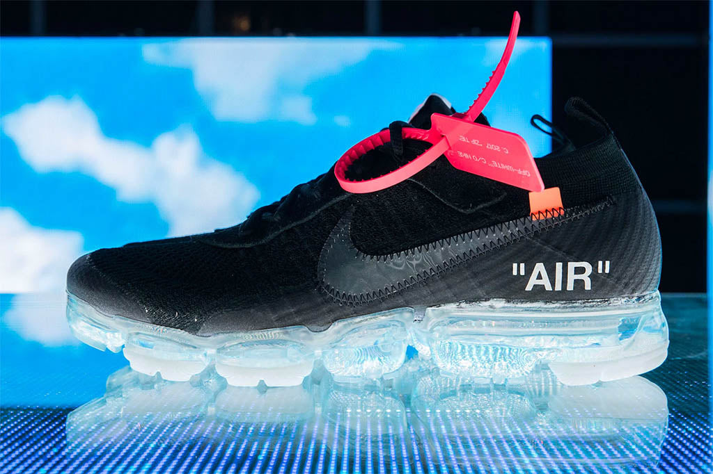 Virgil Abloh x Nike Air VaporMax Black