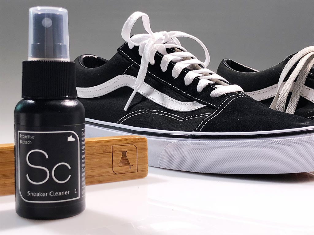 How to Clean Your Vans I Sneaker LAB – Sneaker LAB SA Store
