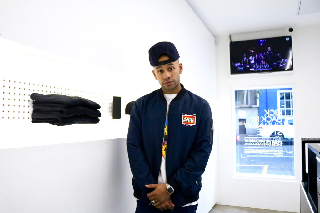 YoungstaCPT at Sneaker LAB 02