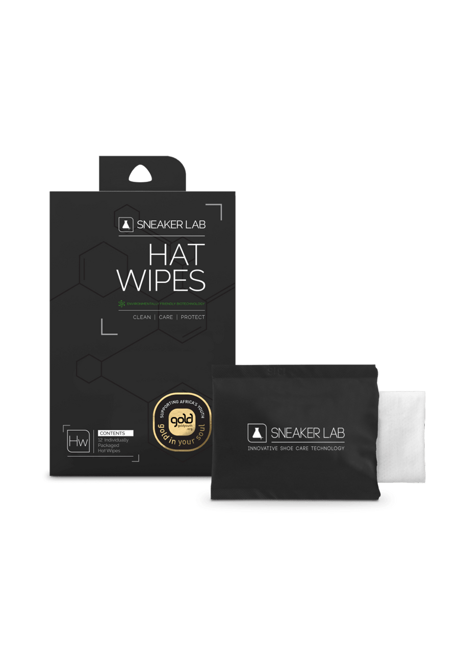 Hat Wipes - 12 Pack