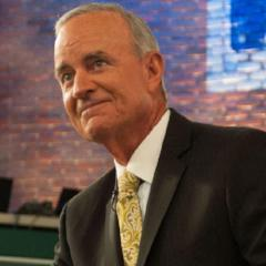 John Hart, Former President of Atlanta Braves, Former GM of Cleveland Indians