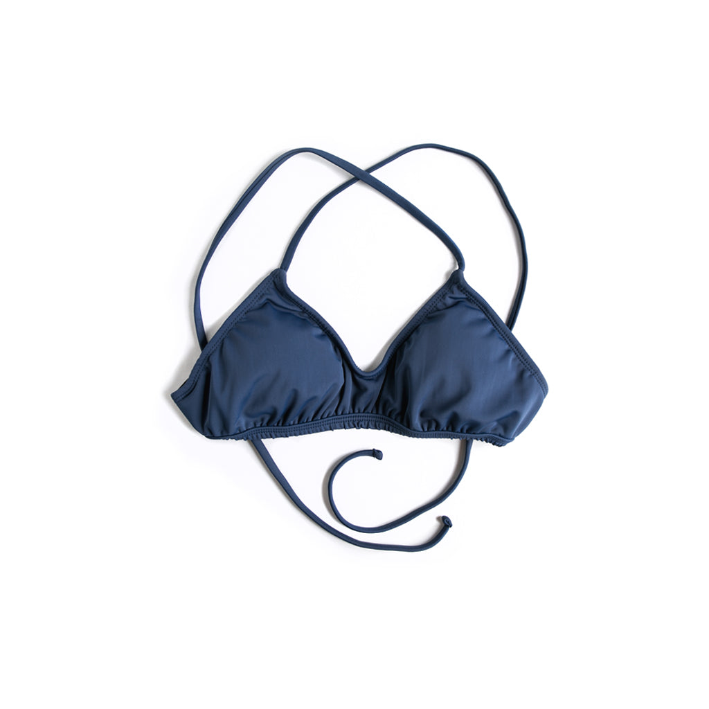 Cross-Training Bikini (Navy) - Agos Surf & Swimwear