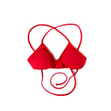 Cross-Training Bikini (Red) - Agos Surf & Swimwear