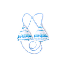 Load image into Gallery viewer, Wave Surf Bikini (Light Blue)