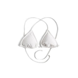 Surf Bikini (White) - Agos Surf & Swimwear