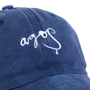 Standard Dad Cap (Blue)