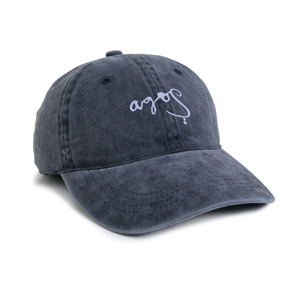 Standard Dad Cap (Dark Gray)