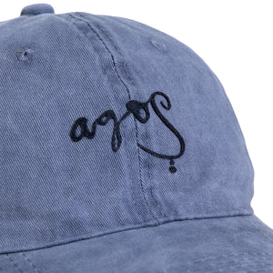 Standard Dad Cap (Light Blue)