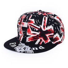 Casquette Snapback England 2017