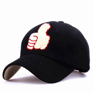 Casquette Laine Thumb Up