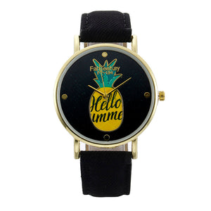 Montre Pineapple