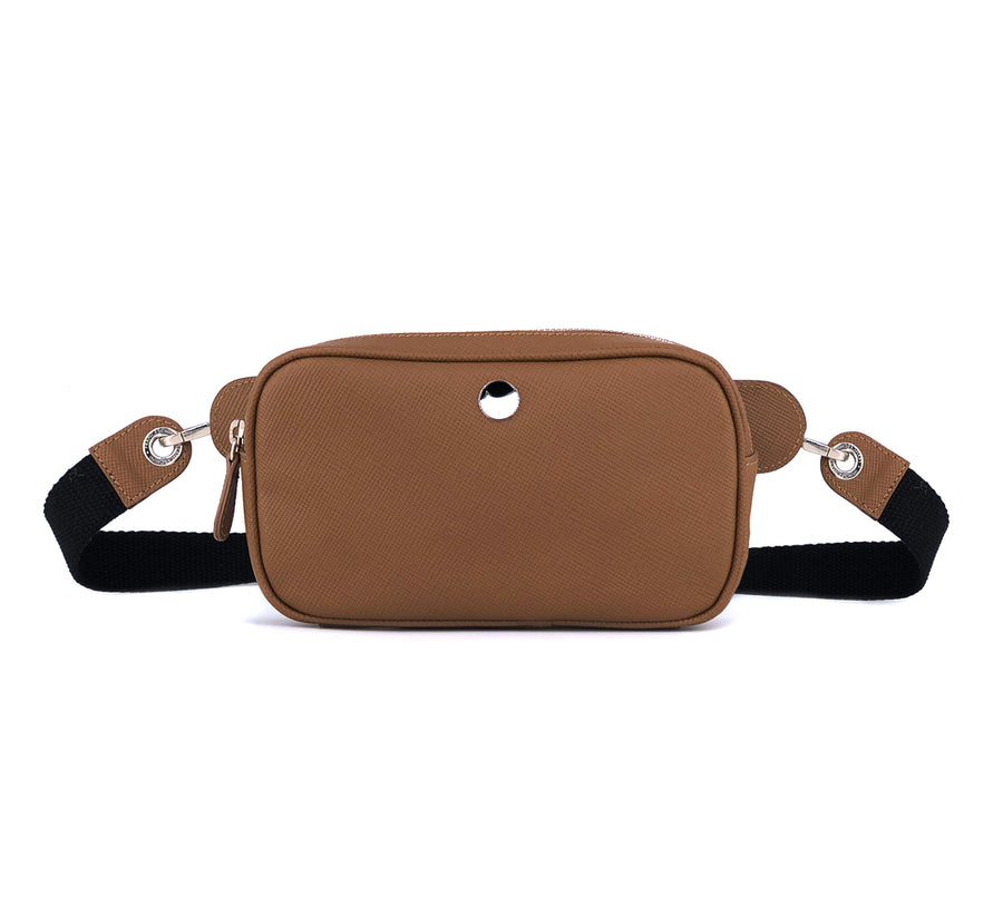 B20 THE FANNYPACK BROWN - thefranceschini.com