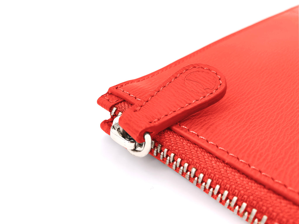 P111_THE POUCH_CORAL - thefranceschini.com