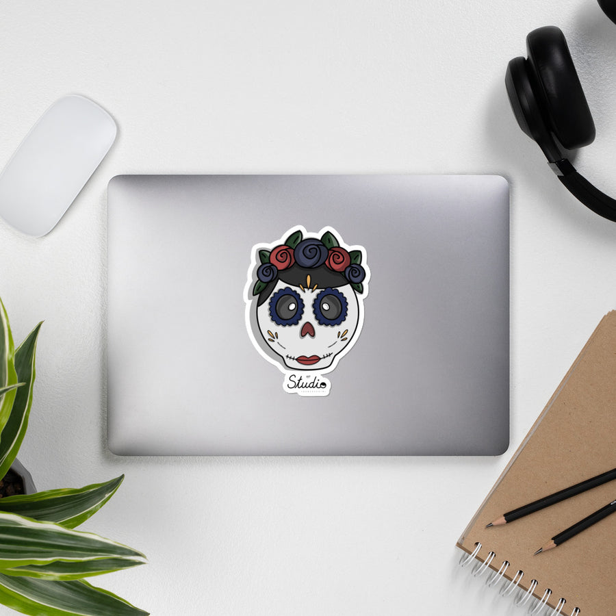 Sticker - Calavera Mexicana