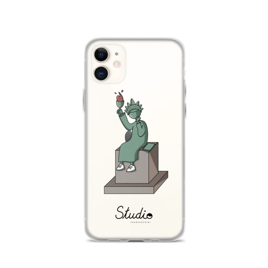 Cover - Statue of liberty