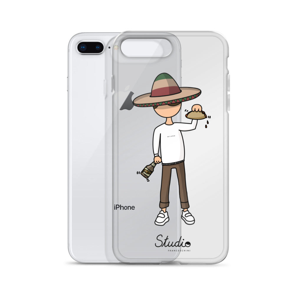 iPhone Cover - Cosmy mexicano