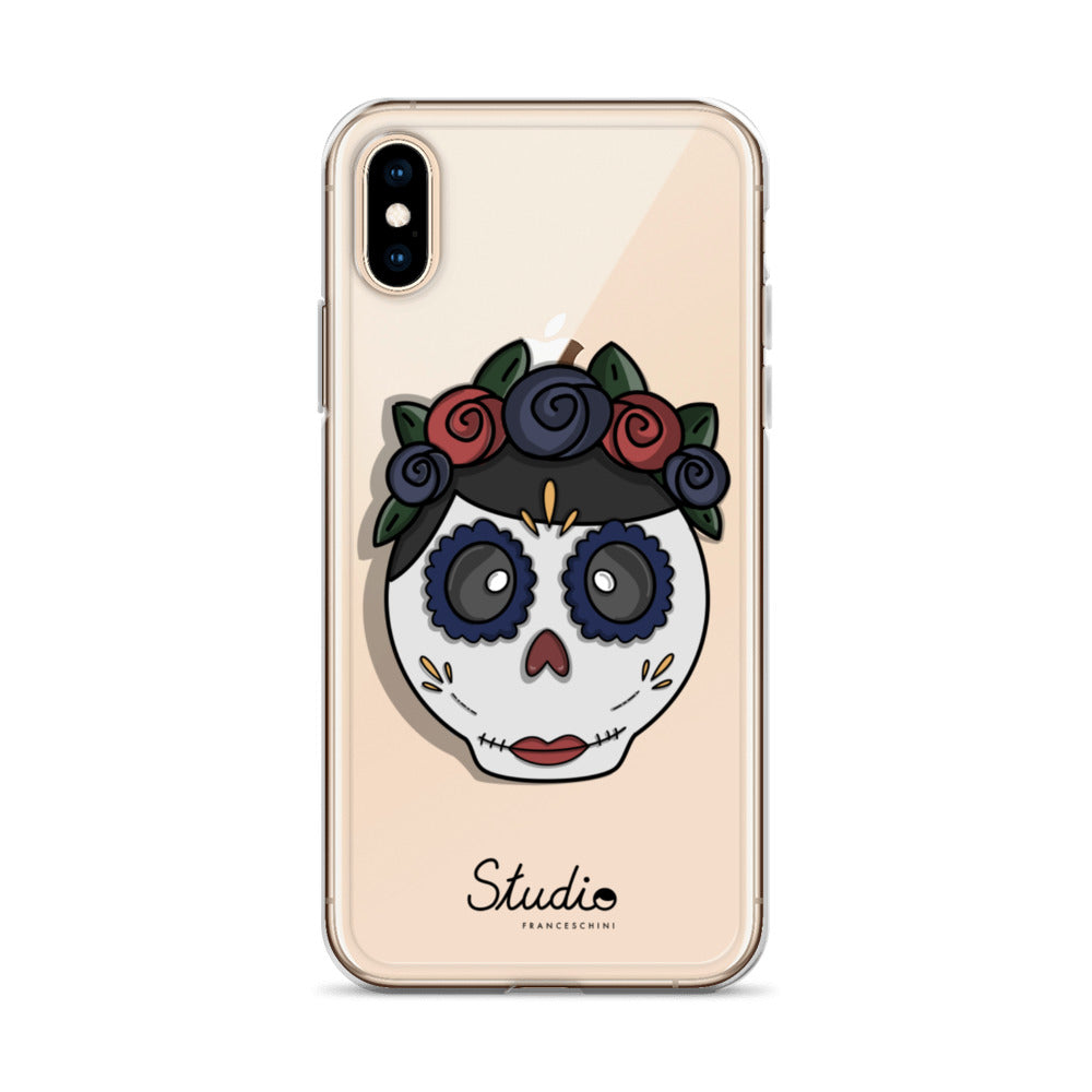 iPhone Cover - Calavera mexicana