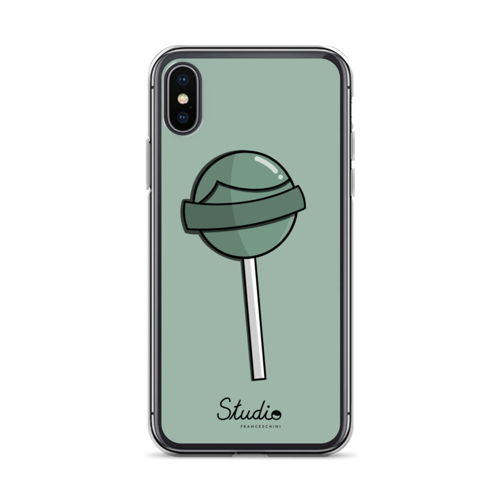 iPhone Cover - Lollipop - Mint