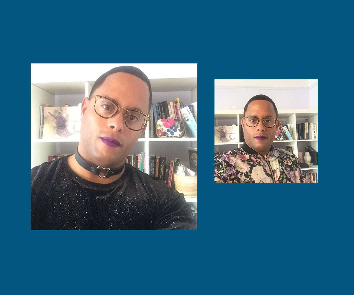 Queering the Body | Makeup Musings with Che Gossett