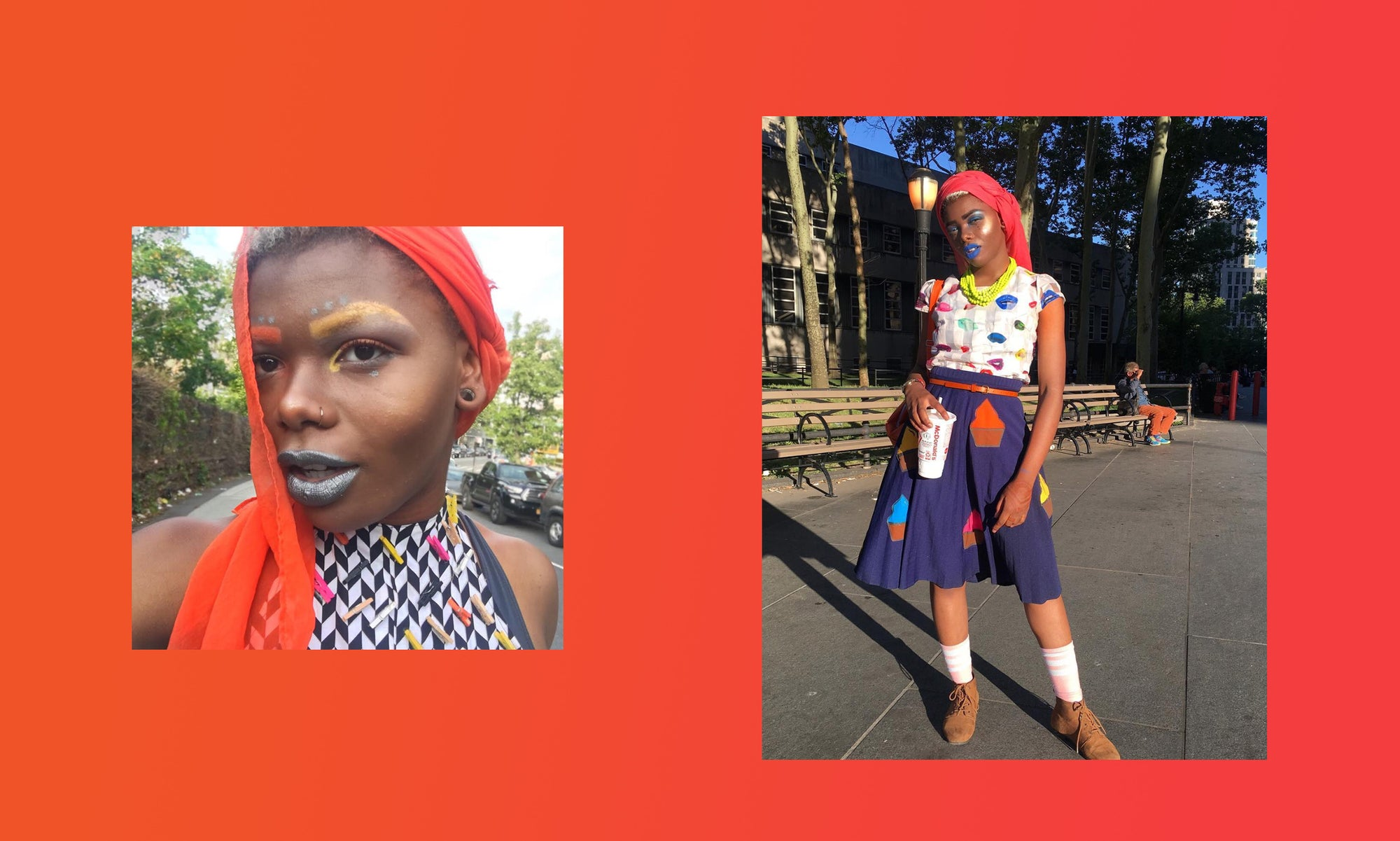 Using Fashion to Fight Oppression | Makeup Musings with Hawwaa Ibrahim