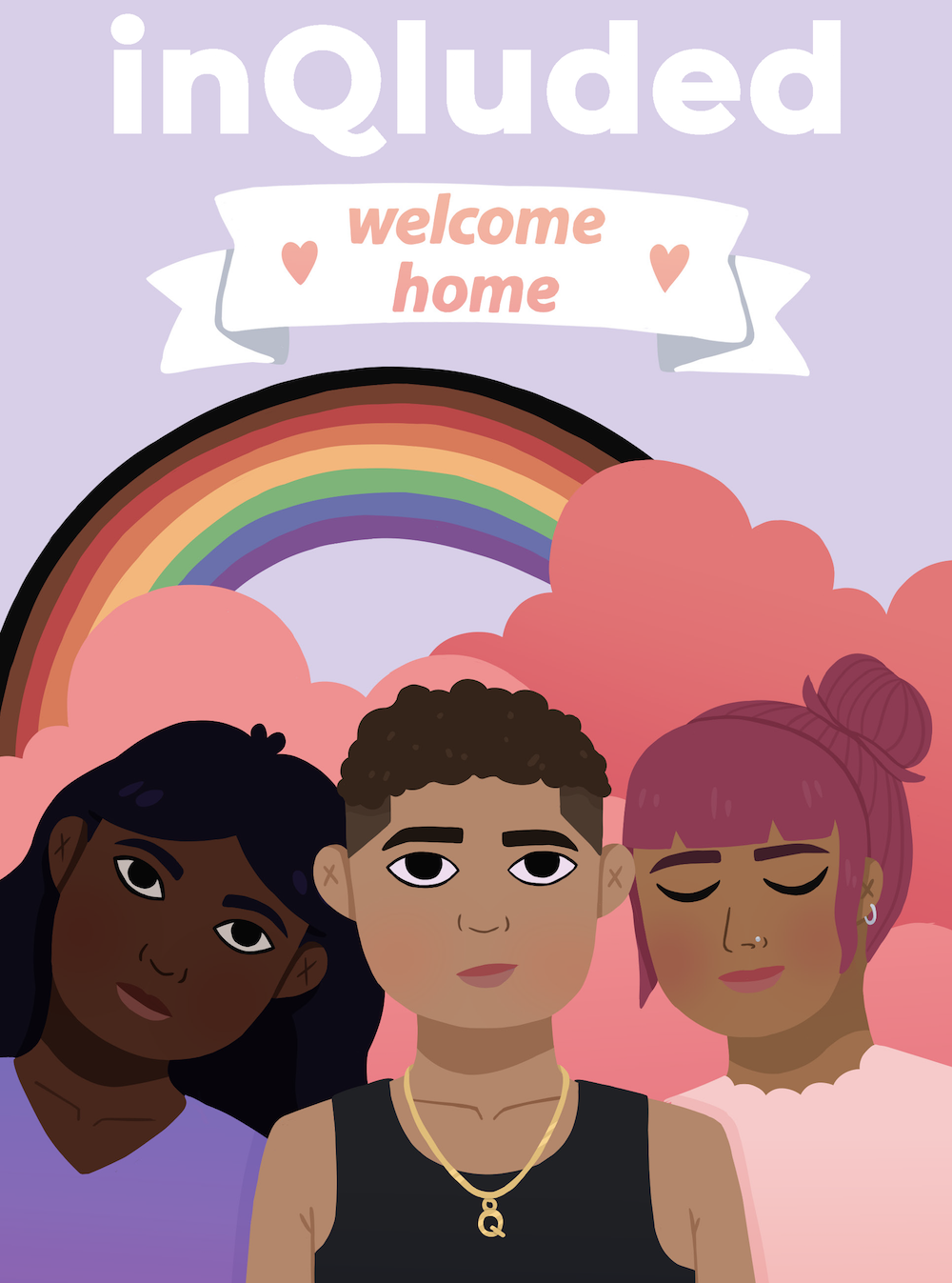 Meet inQluded: A Digital Magazine and Community Space for Queer Kids of Color