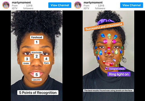 Makeup Against Facial Recognition Software: <br> Does it Work?