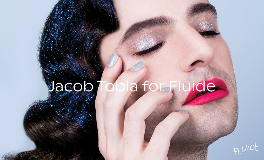 Jacob Tobia for Fluide