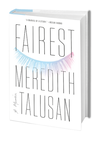photo of book Fairest by Meredith Talusan