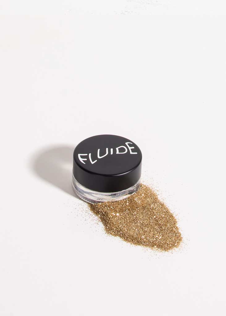Biodegradable Glitter in Gold
