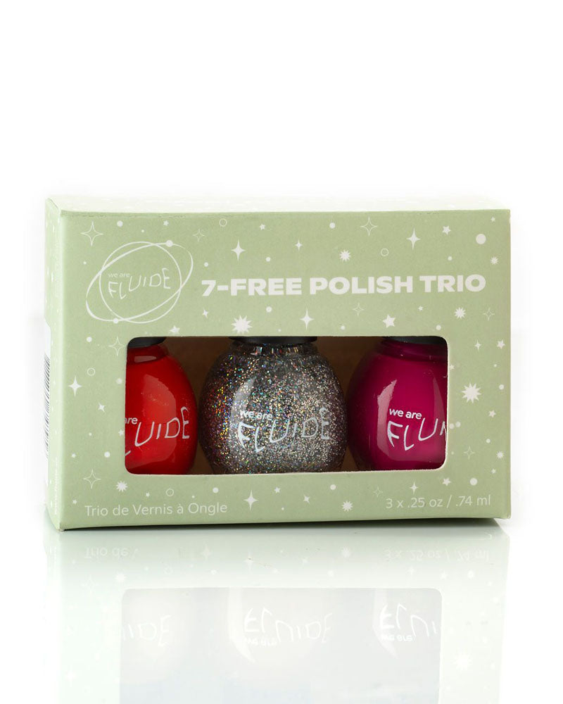 Be Bold Polish Trio
