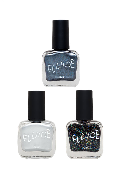 Chrome Polish Trio