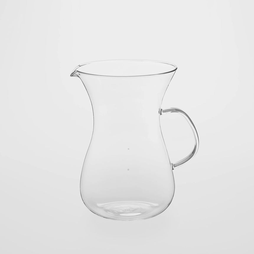 Large Glass Pour Over Pitcher