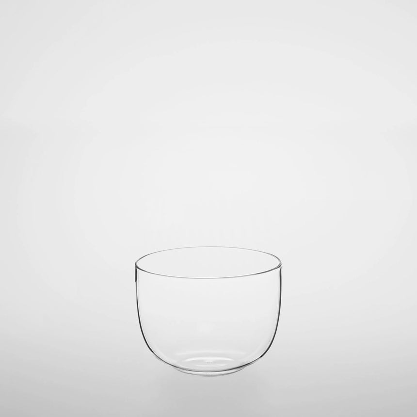 Glass Round Cup