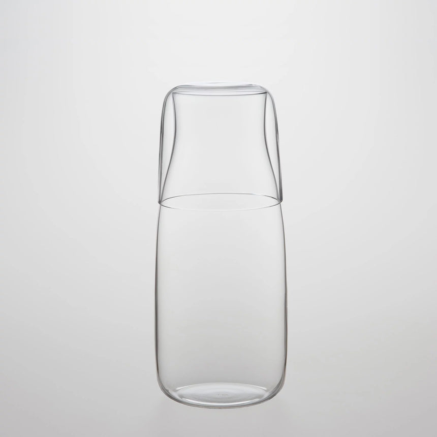 Medium Glass Pitcher