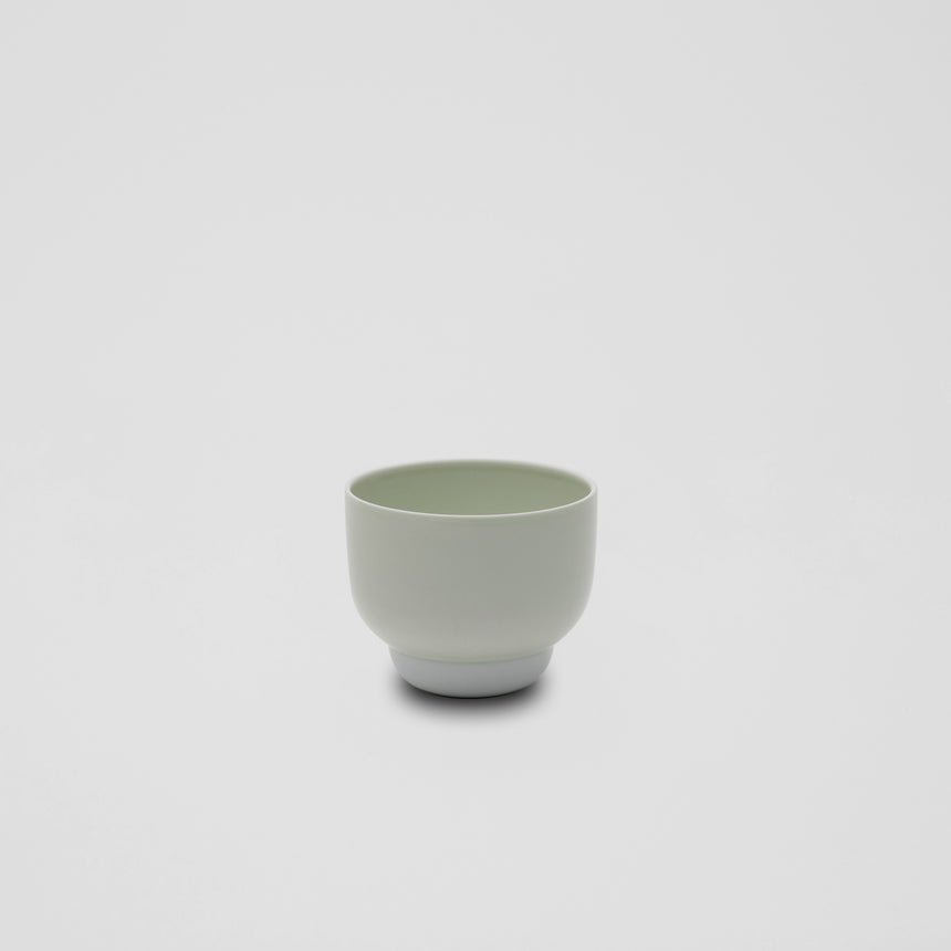 Cup in Celadon by Pauline Deltour