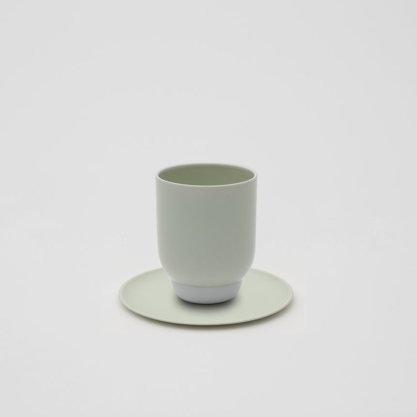 Tall Cup in Celadon by Pauline Deltour