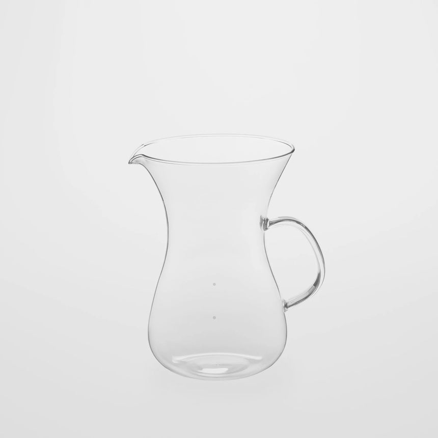 Glass Pour Over Pitcher
