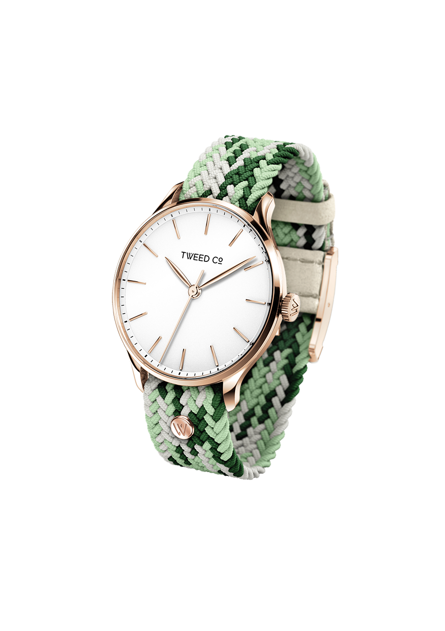MARGOT - Rose Gold - 36 mm