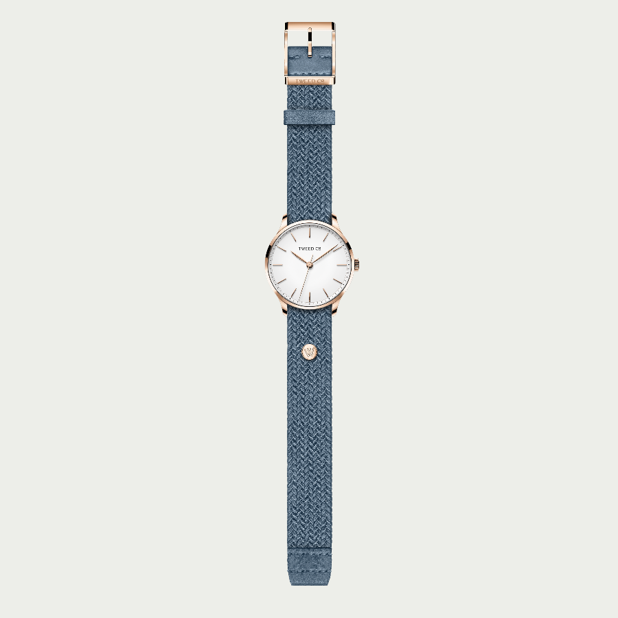 MICHELE - Rose Gold - 36 mm