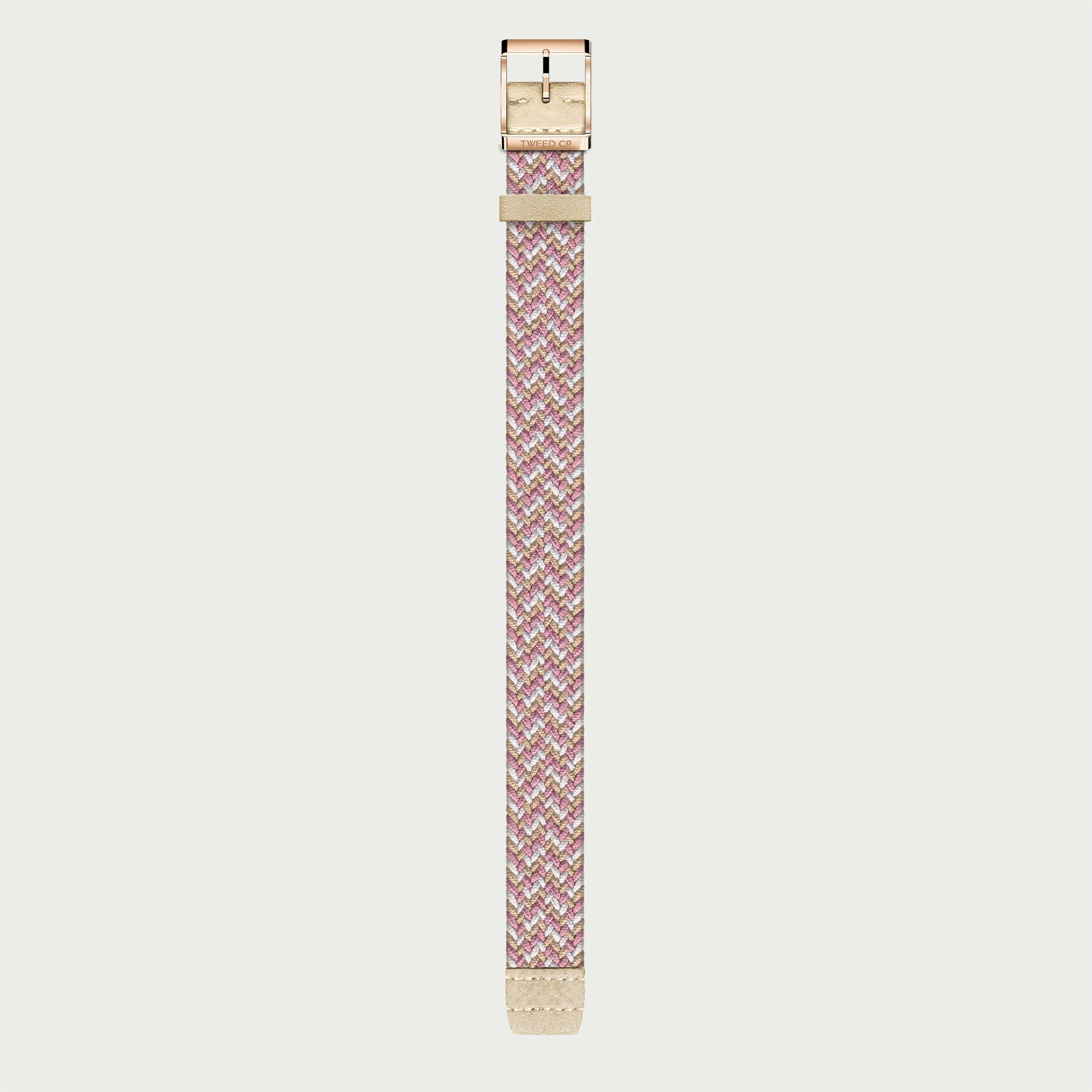 Strap ROSE - Rose Gold buckle