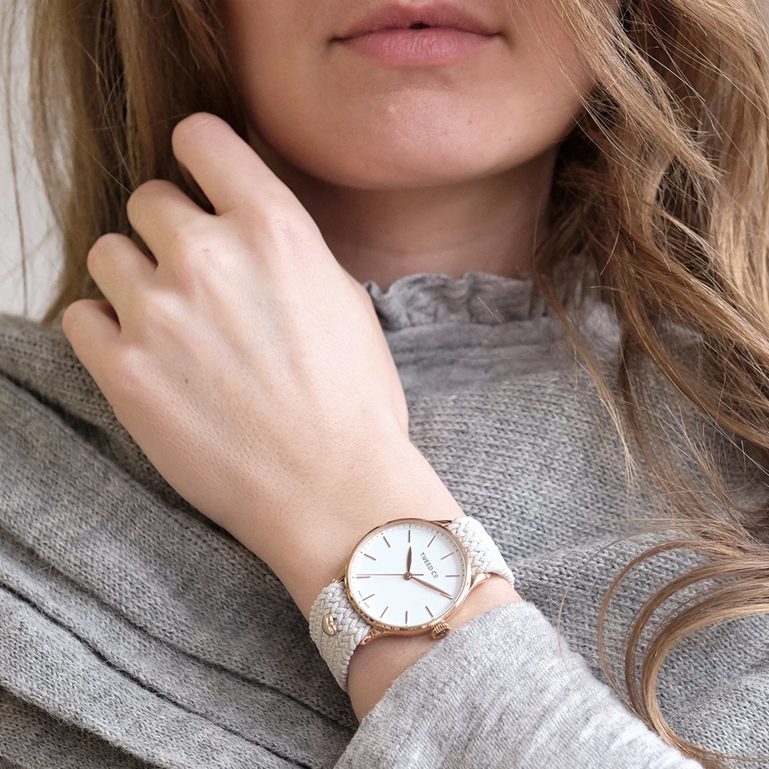KATE - Rose Gold - 36 mm