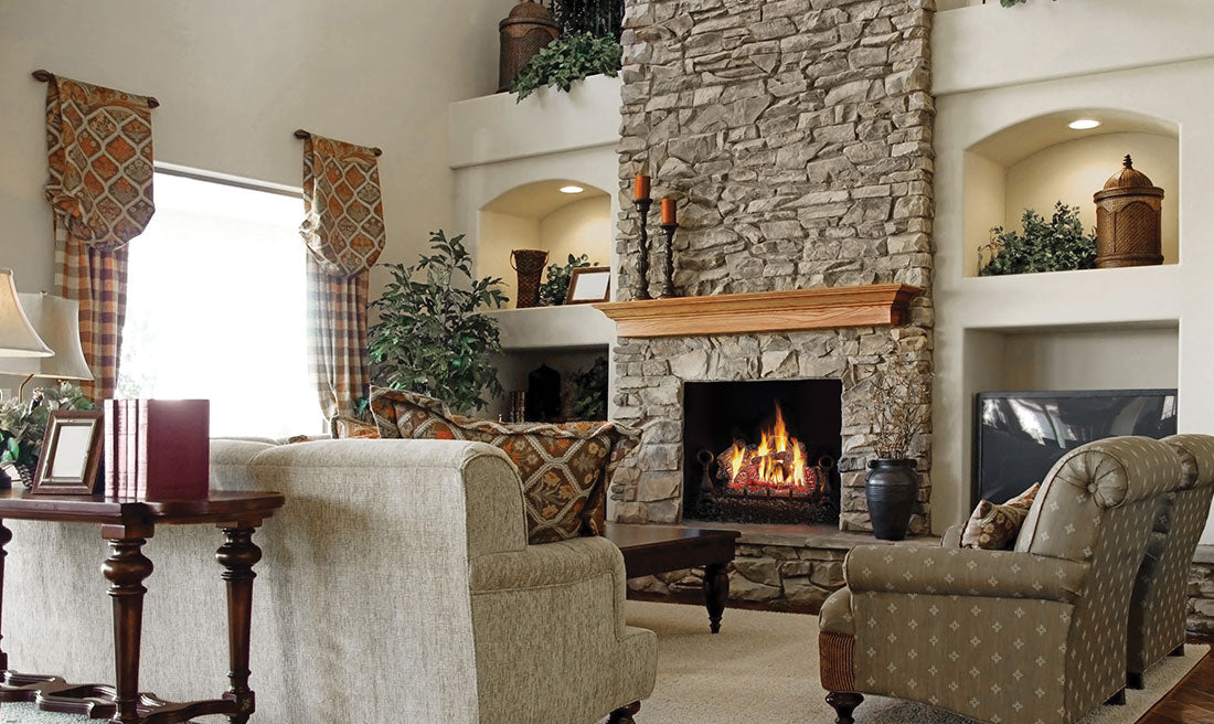 Vent-Free Gas Logs & Stoves
