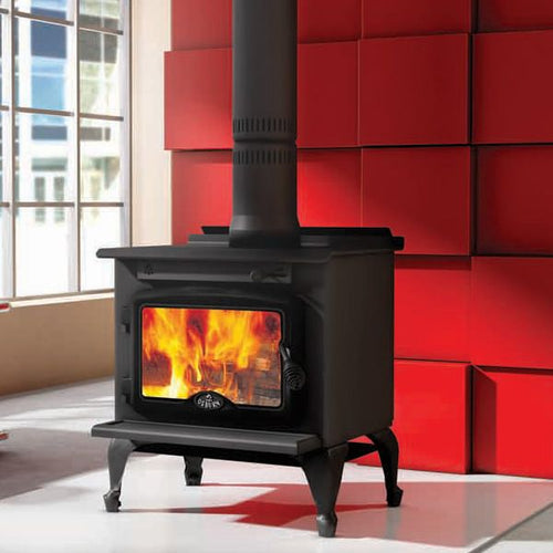 Osburn 900 Wood Stove-Steel Stoves-Osburn-Hearth Stove & Patio