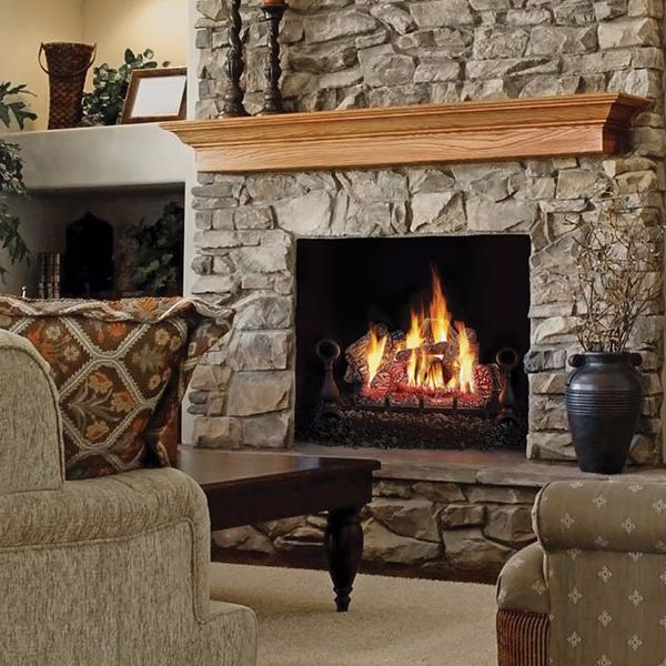 Napoleon Vent Free Log Set-Vent Free-Napoleon-Hearth Stove & Patio