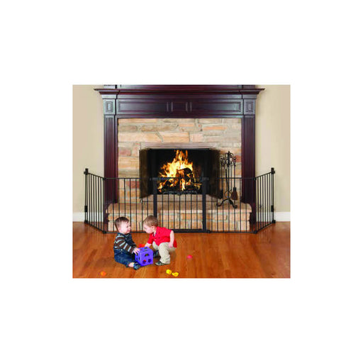 Adjustable Hearth Safety Gate