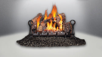 Napoleon Fiberglow Vent Free Log Set